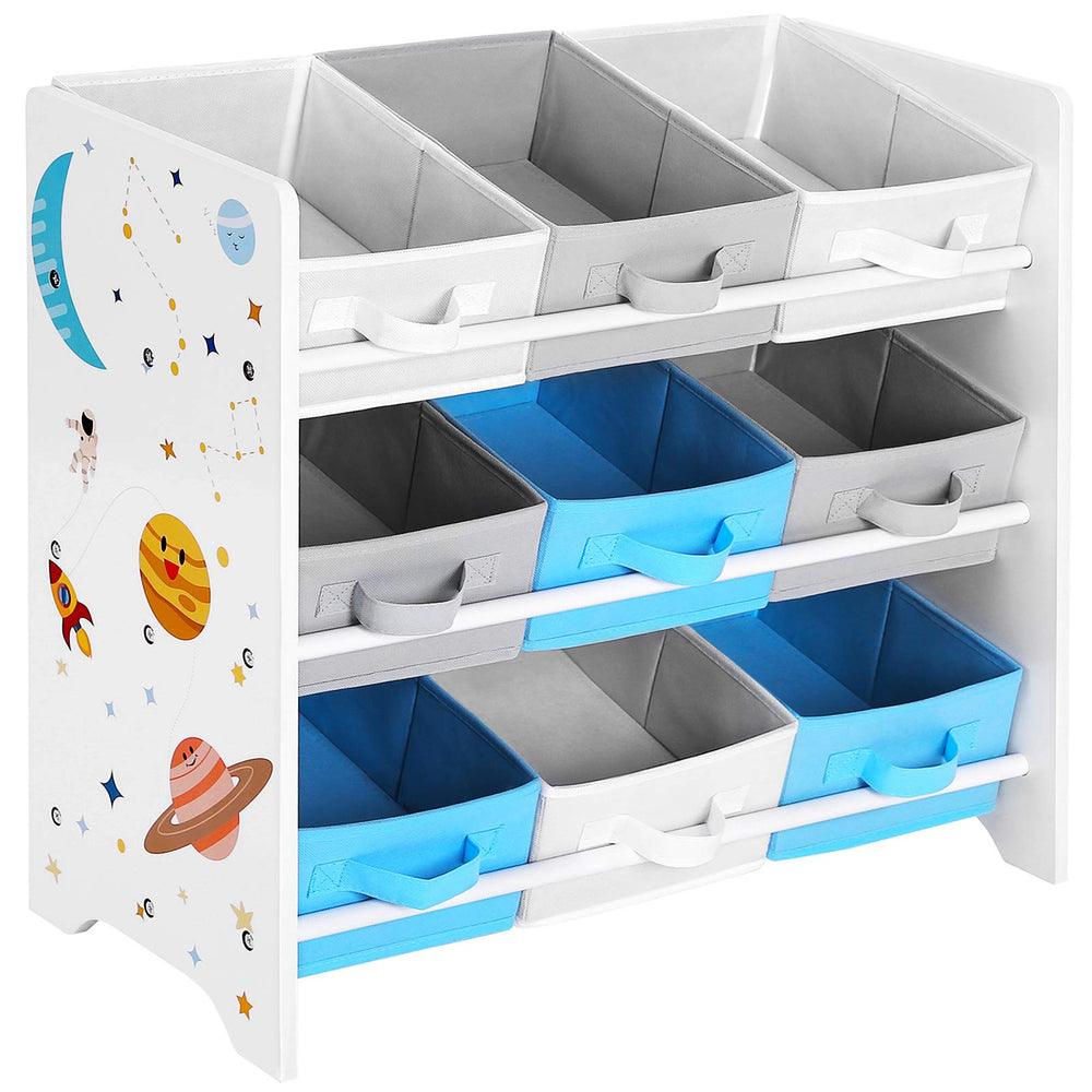 Load image into Gallery viewer, Kids Toy Organiser