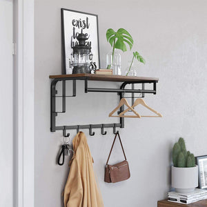 Mounted Rack