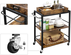Vintage Kitchen Trolley