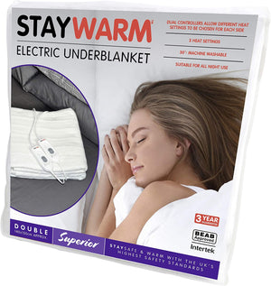 Double Heated Underblanket