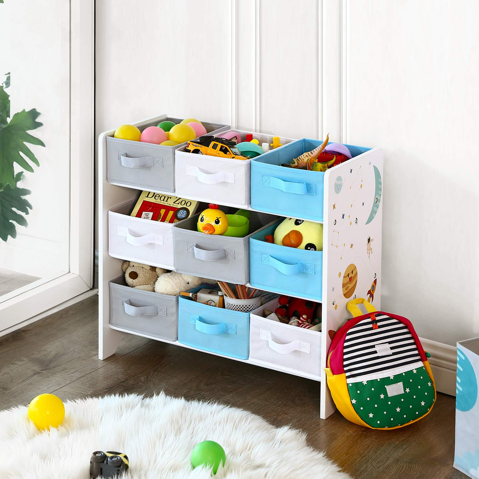 Kids Toy Organiser