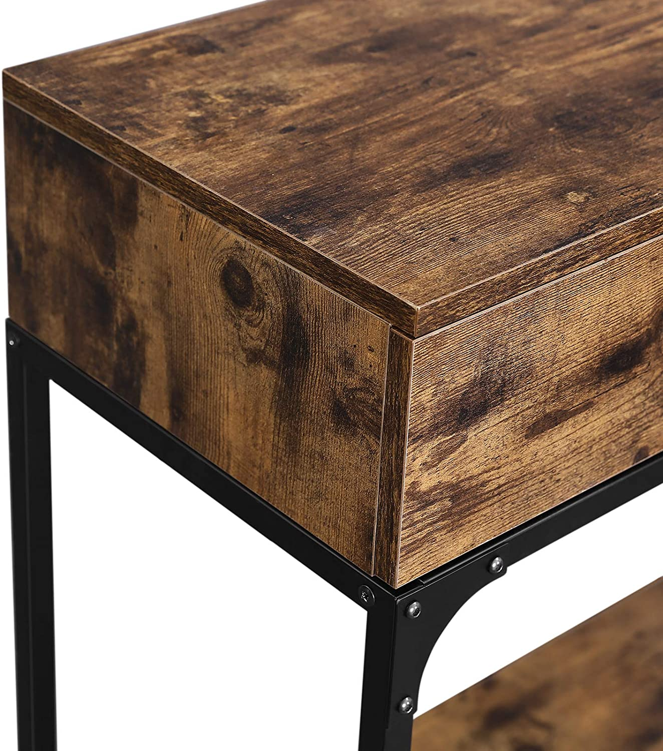 Wood Grain Sideboard