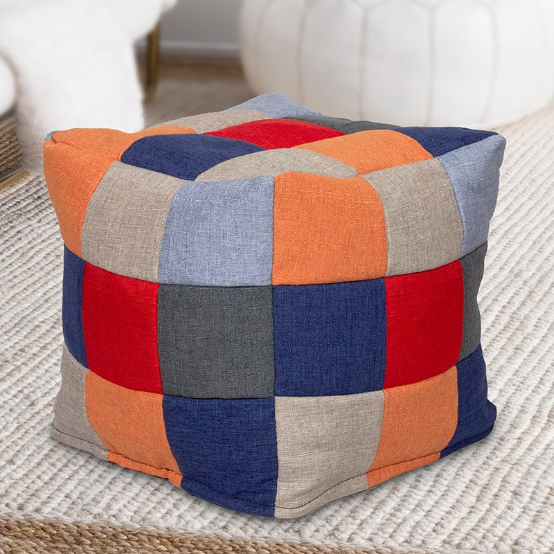 Emily Cube Footstool