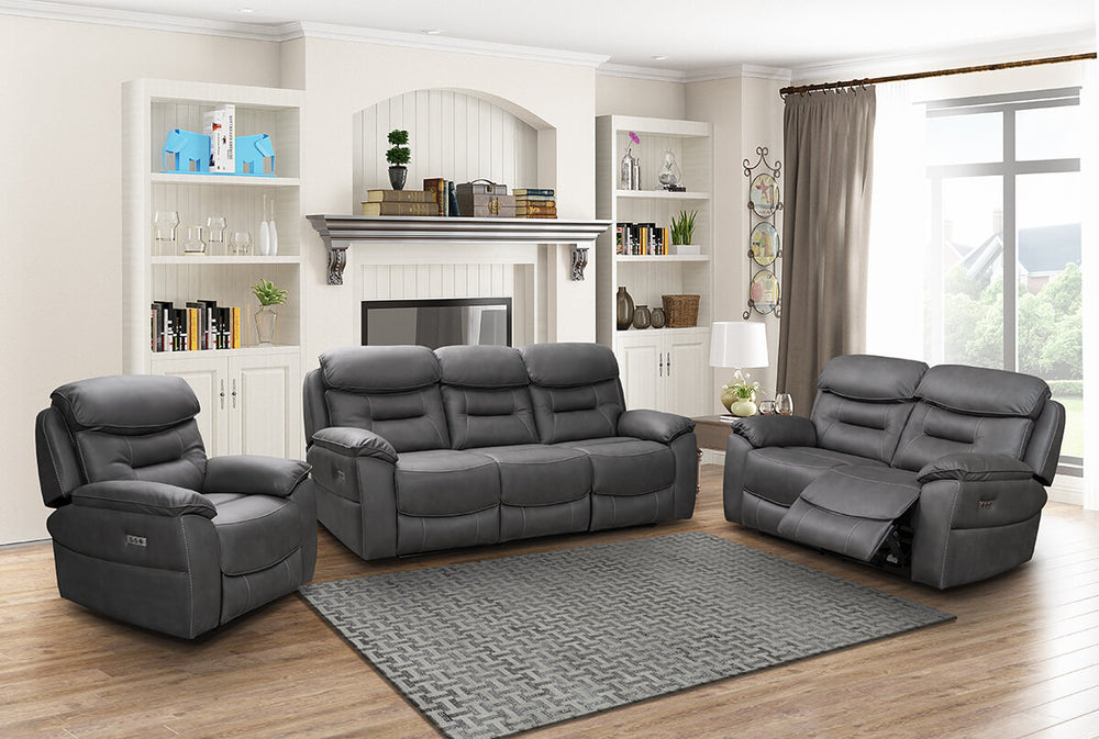 Leroy Electric Sofa Set