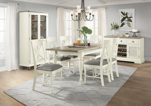 Heather Oak Dining Range