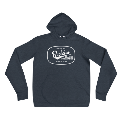 Leading by Example Since 2016 Premium Hoodie