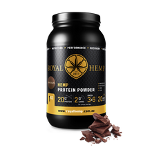 Load image into Gallery viewer, Hemp Protein Powder 1kg (Flavoured)
