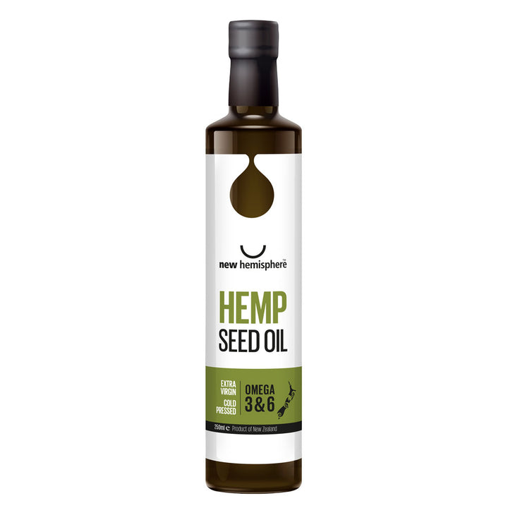 Hemp Seed Oil (250ml)