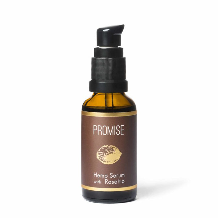 Promise - Hemp Serum with Organic Rosehip
