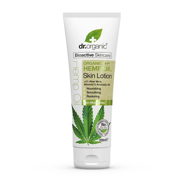 Organic Hemp Seed Oil Skin Lotion
