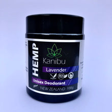 Load image into Gallery viewer, Hemp Deodorant - Lavender