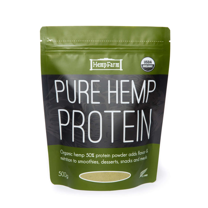 Organic Hemp Protein Powder (50%)