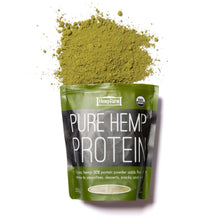 Load image into Gallery viewer, Organic Hemp Protein Powder (50%)