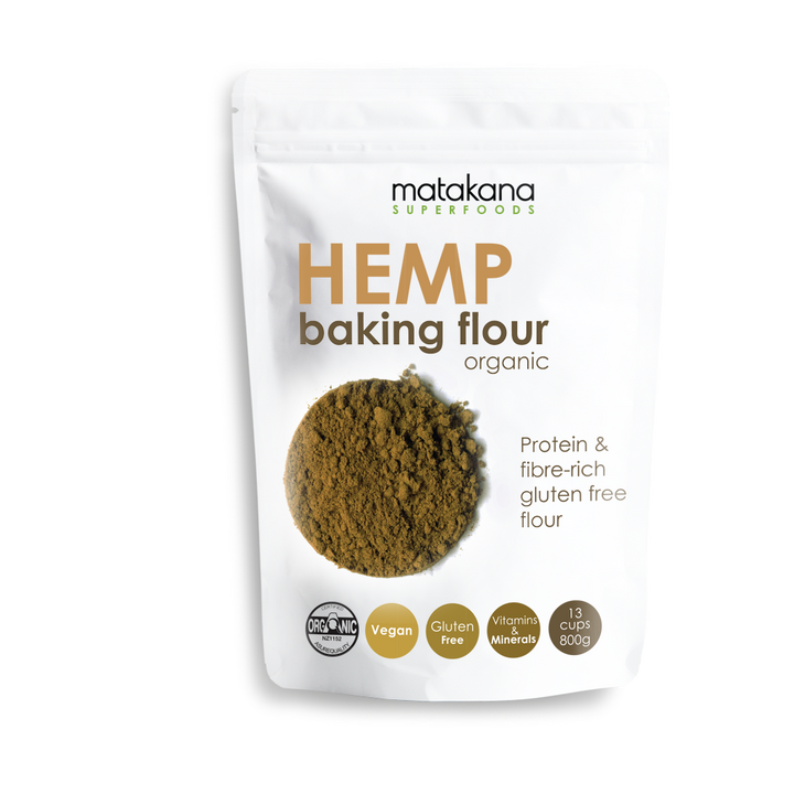 Organic Hemp Baking Flour