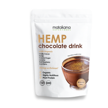 Load image into Gallery viewer, Organic Hemp Chocolate Drink