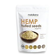 Load image into Gallery viewer, Hulled Hemp Seeds