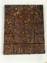 Load image into Gallery viewer, Gluten Free - Salted Caramel Pecan Chocolate Brownie - 6 pack - Kiss Kiss Artisan Foods