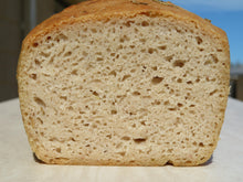 Load image into Gallery viewer, Gluten Free & Vegan Loaf of Bread Plain or Rosemary (unsliced) - Kiss Kiss Artisan Foods