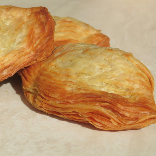 Pizelli (Mushy Peas) Pastizzi - 12 pack of (80g Jumbo) or (30g Canape) Available - Kiss Kiss Artisan Foods