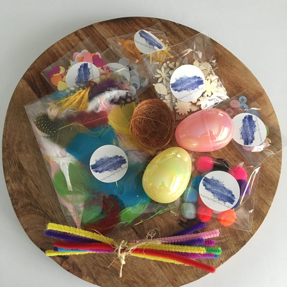 Sensory Squish Easter Kit