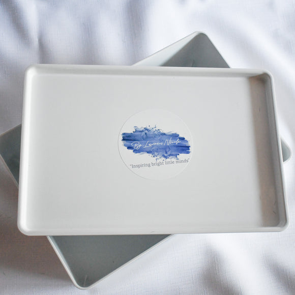 Sensory Tray with lid