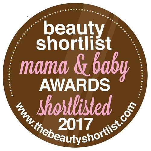 Beauty Shortlist Awards - Winner!