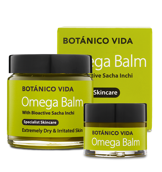 Omega Balm 50ml with FREE Natural Lip Balm