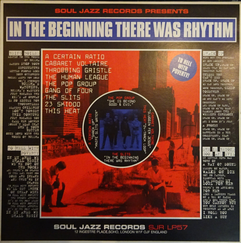 Various ‎– In The Beginning There Was Rhythm