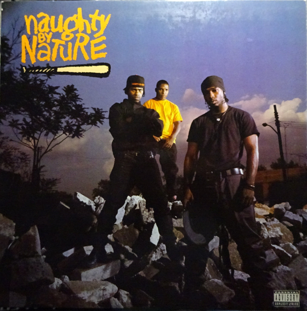 Naughty By Nature ‎– Naughty By Nature