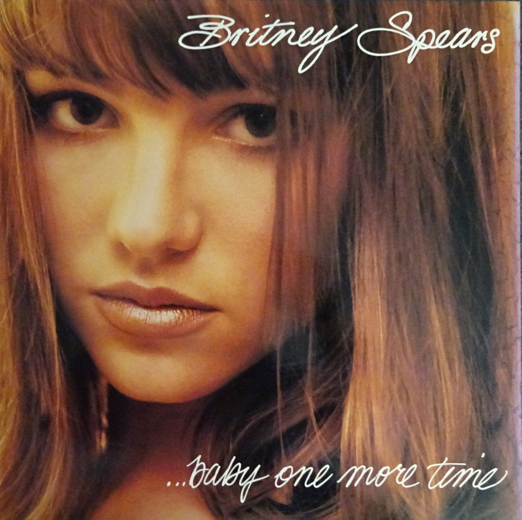 Britney Spears ‎– ...Baby One More Time