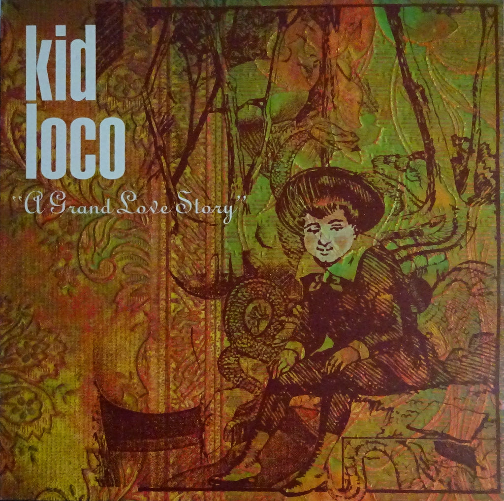 Kid Loco ‎– A Grand Love Story