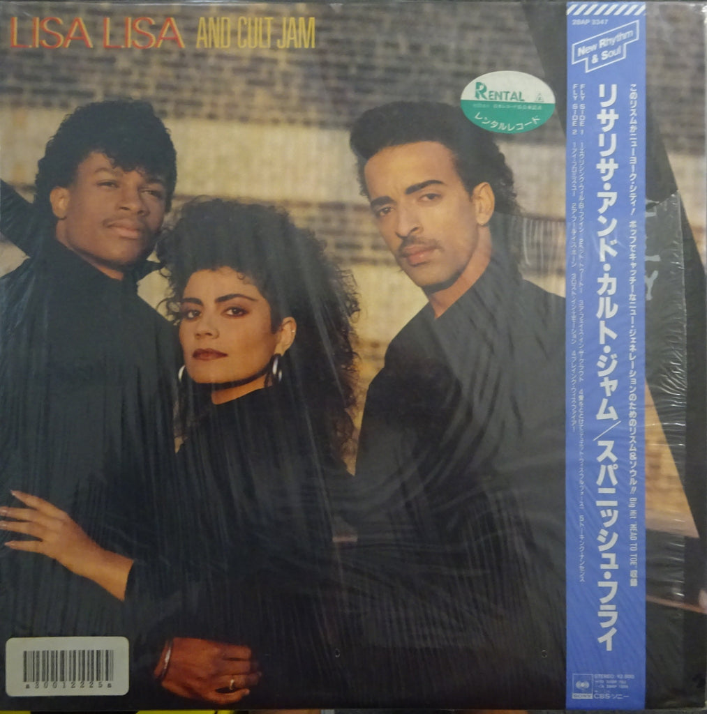 Lisa Lisa And Cult Jam ‎– Spanish Fly