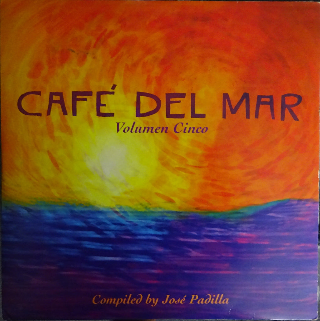 Various - Café Del Mar - Volumen Cinco