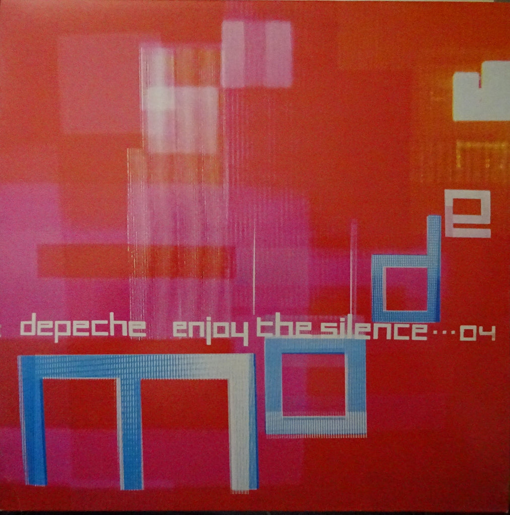 Depeche Mode ‎– Enjoy The Silence···04