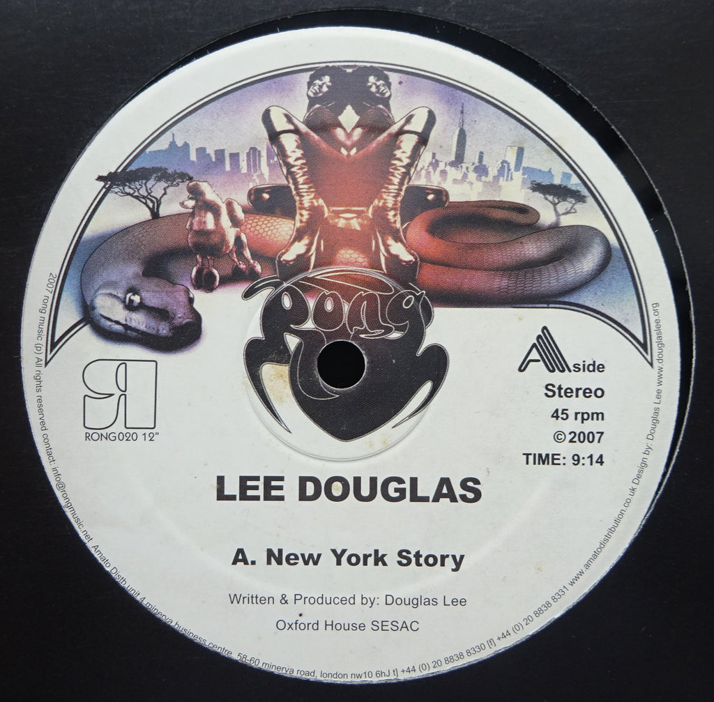 Lee Douglas ‎– New York Story