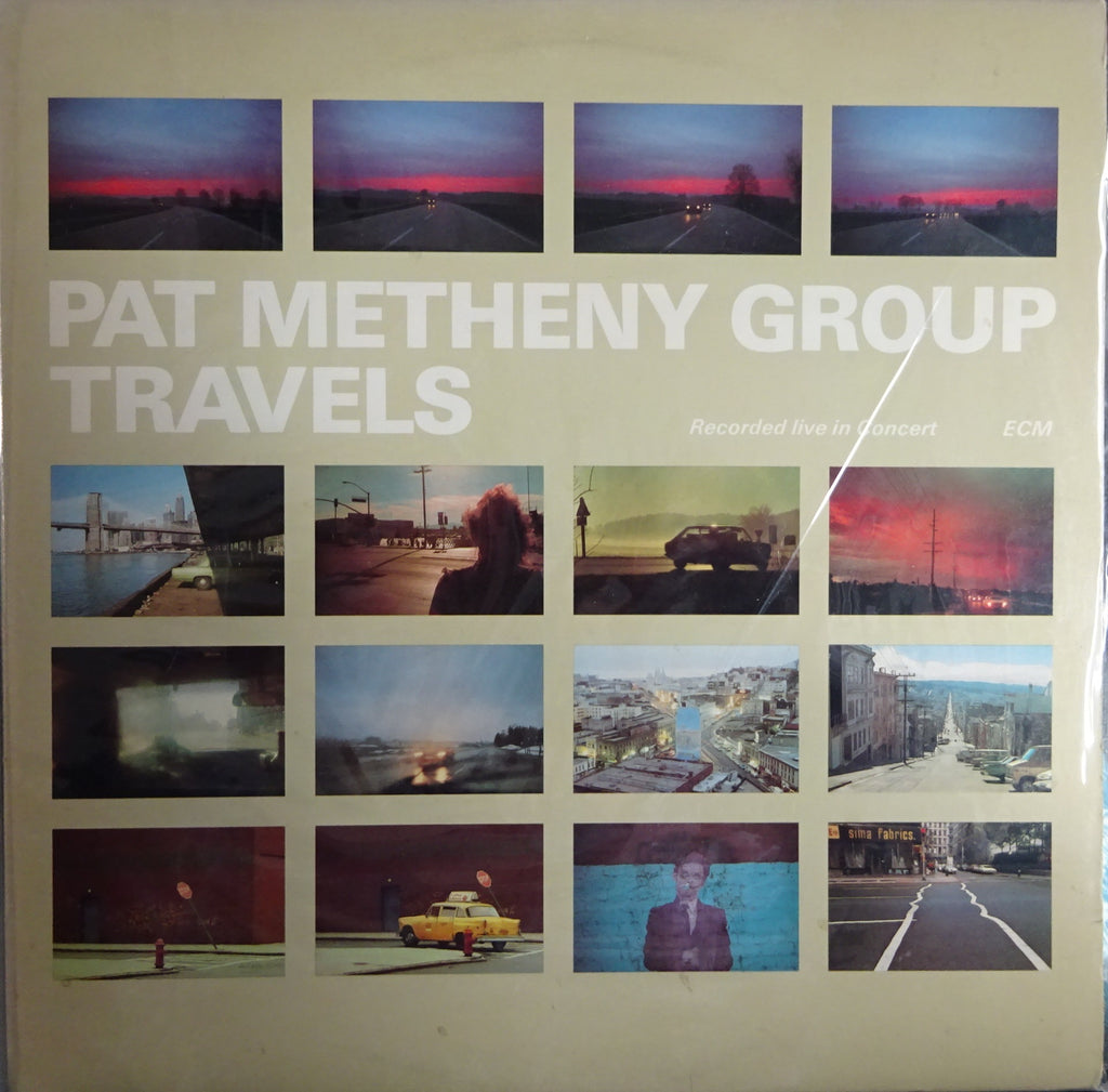 Pat Metheny Group ‎– Travels