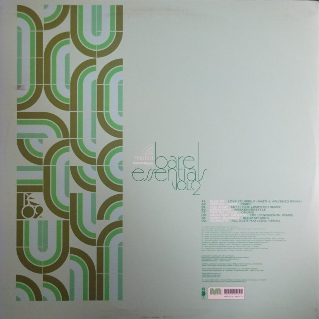 Various ‎– Bare Essentials Vol. 2