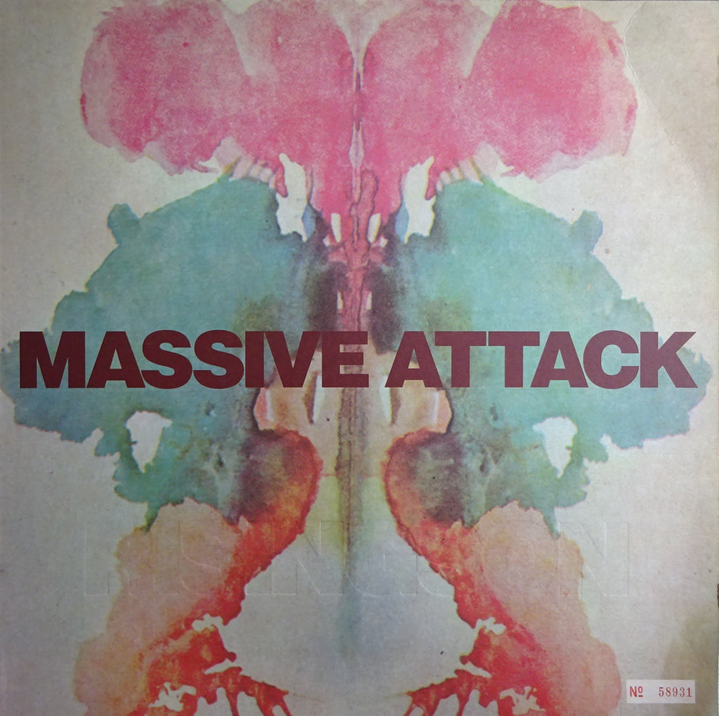 Massive Attack ‎– Risingson
