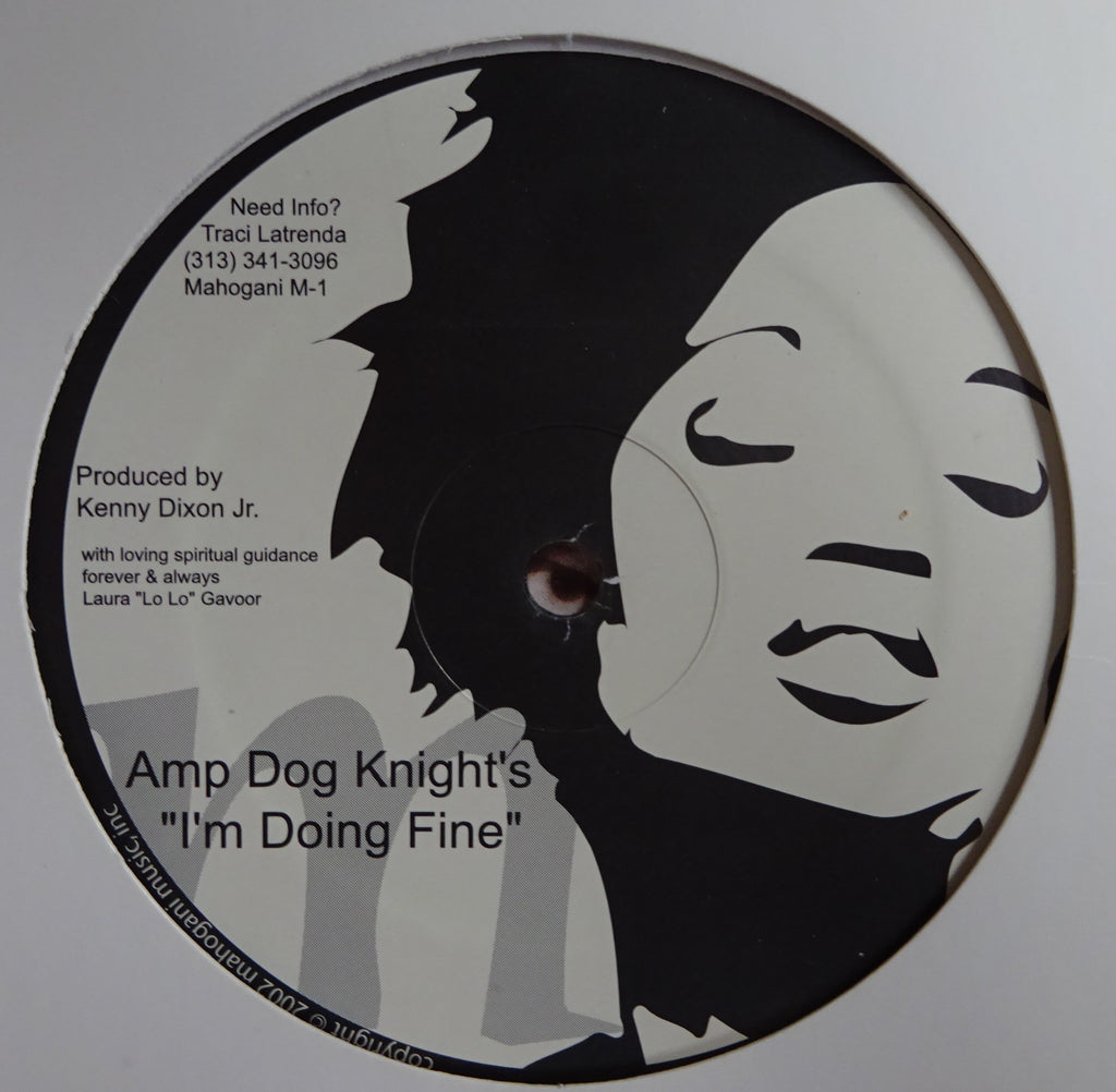 Amp Dog Knight's‎ – I'm Doing Fine