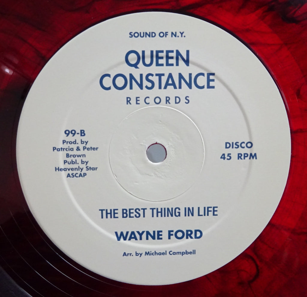 Wayne Ford ‎– Dance To The Beat Freakout
