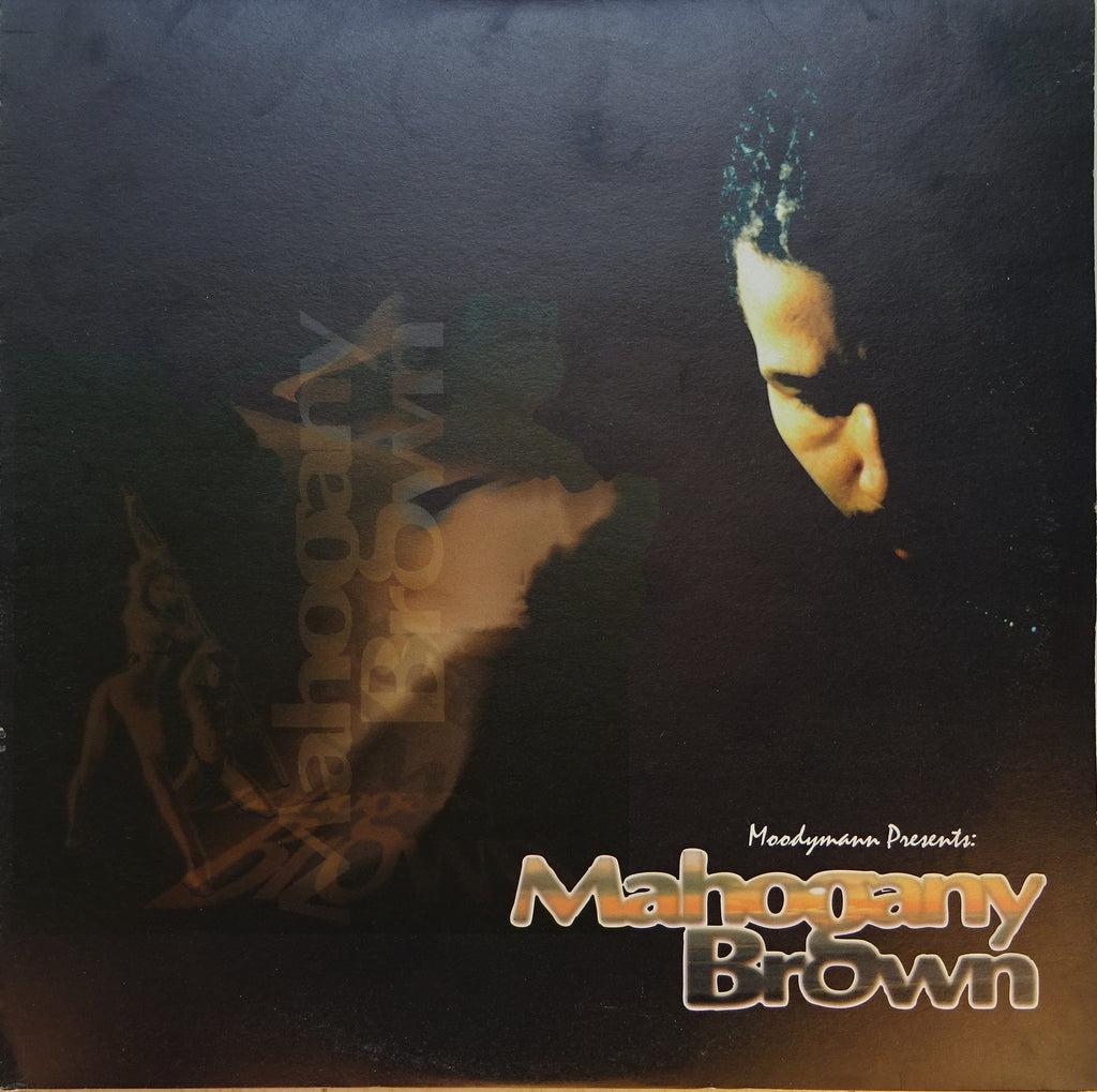 Moodymann ‎– Mahogany Brown
