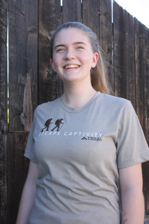 Escape Captivity (Hike) T-Shirt
