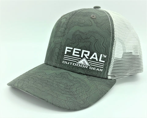 "Feral ""Topo"" Snap-Back Trucker Hat"