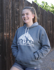 "FERAL ""OG"" Hoodie - Heather Slate Blue"