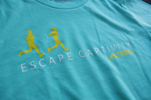 Escape Captivity (Run) T-Shirt