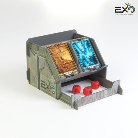 Dice-o-matic: EXO Dice Tower