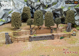 Old Shire Fences