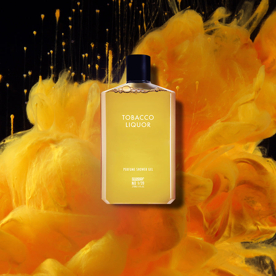Fragrance Shower Gel / TOBACCO LIQUOR