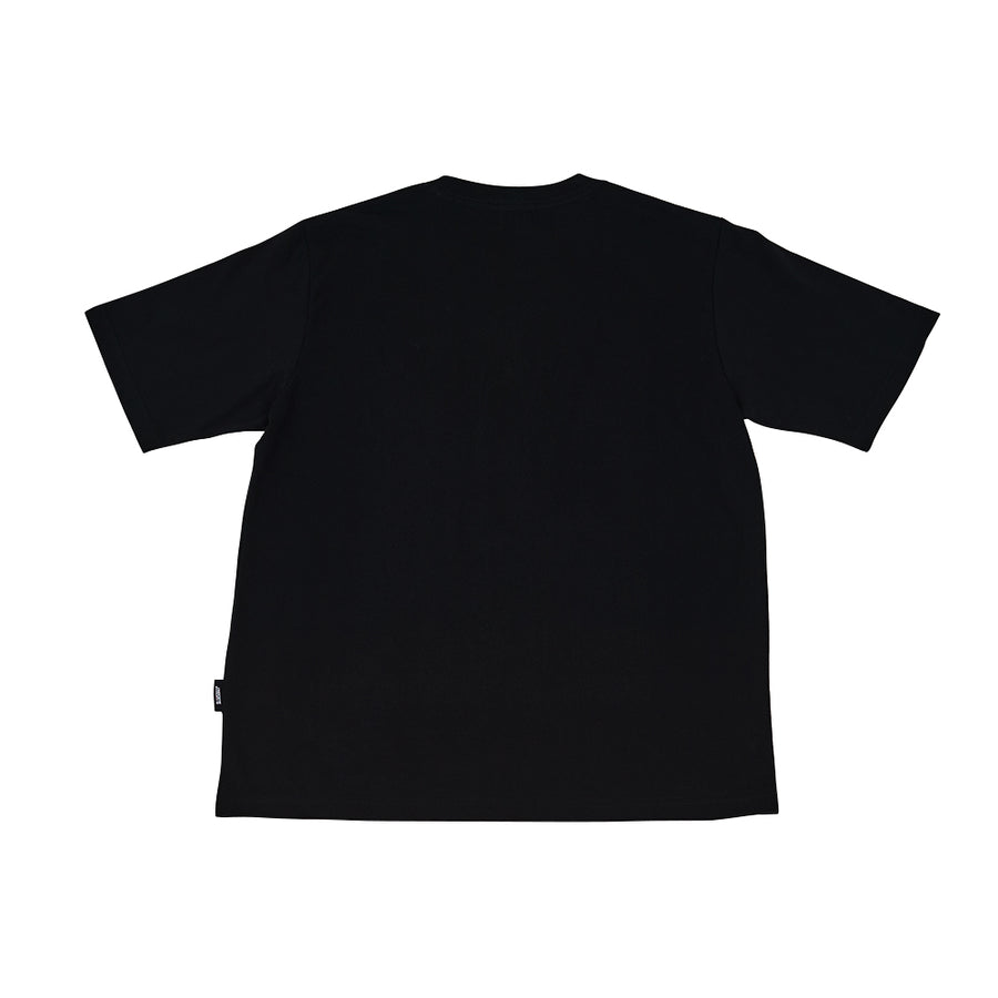 SWAG LIFE T-SHIRT / BLACK