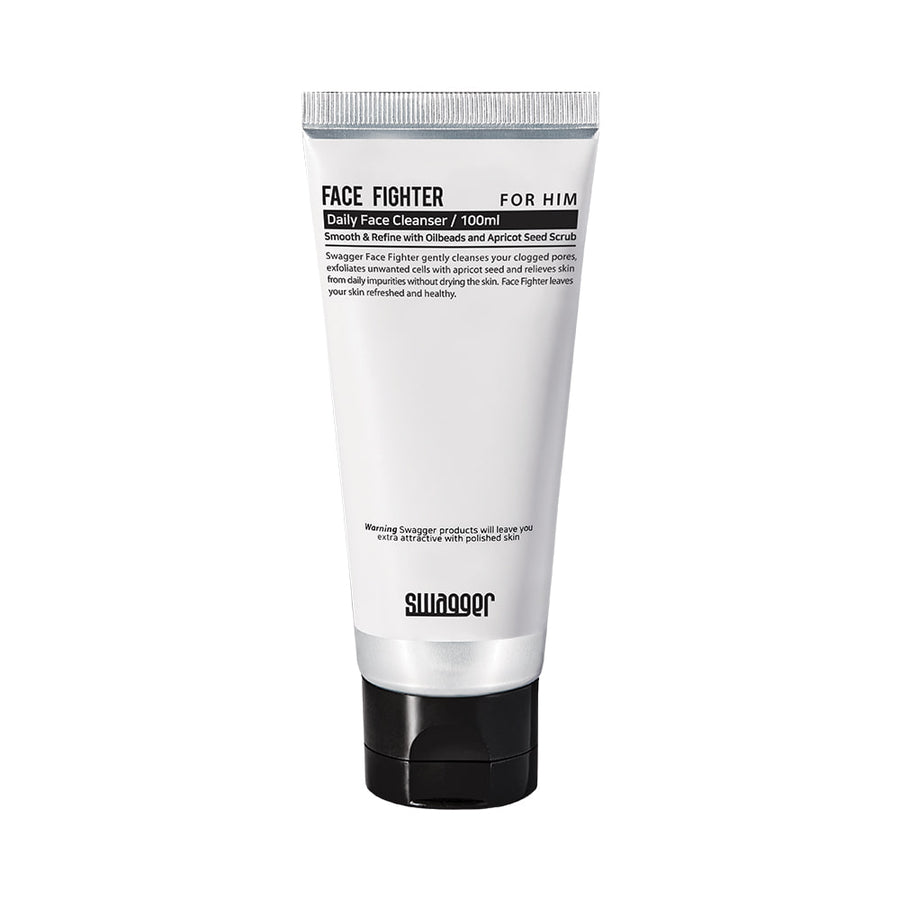 Face Fighter Cleansing Foam / 100 ML.